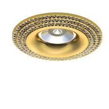 <b>Lightstar</b> ® <b>Светильник точечный</b> встраиваемый Miriade <b>011972</b>