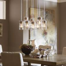 allen roth vallymede brushed nickel country cottage multi light clear glass jar pendant at lowes this eye catching pendant light takes inspiration from awesome designing clear glass mini pendant lights
