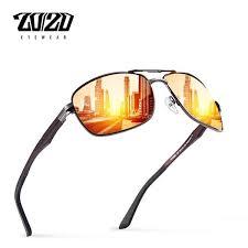 20/20 <b>Brand</b> Design New <b>Aluminum Polarized</b> Men <b>Sunglasses</b> ...