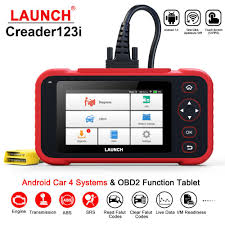 <b>LAUNCH X431</b> Creader123i <b>OBD2</b> Scanner ABS Airbag SRS ...