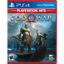 <b>God of War</b> PlayStation Hits Standard Edition PlayStation <b>4</b> 3001886 ...