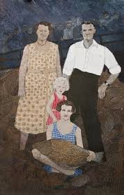 Sue Stone Interview part two: Woman with a fish | Textile artists ...
