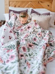 <b>Муслиновое одеяло</b> Luxury Watercolor Flowers 118*118 см. <b>Adam</b> ...
