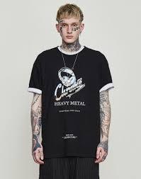 Hedonistk Funny Printed <b>Short Sleeve T</b>-<b>Shirt</b> Men's <b>Summer</b> Hip ...