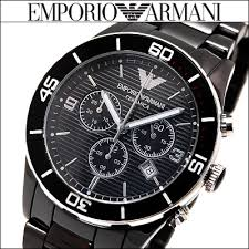 seika rakuten global market emporio armani ceramica mens watch emporio armani ceramica mens watch chronograph black ceramic