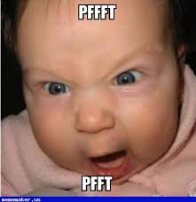Evil Baby Meme Creator via Relatably.com