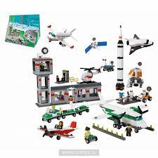 <b>космос и аэропорт lego</b>
