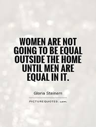 Gender Equality Quotes | Gender Equality Sayings | Gender Equality ...