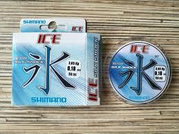 Обзор от покупателя на <b>Леска</b> монофильная <b>зимняя Shimano</b> Ice ...