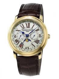<b>мужские часы Frederique</b> Constant в салонах Имидж
