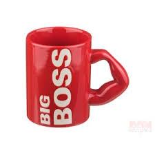 <b>Кружка керамическая Lefard</b> BIG BOSS арт:563-011 | Отзывы ...