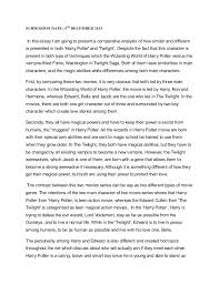 compare   contrast essay    compare  amp  comtrast essay lecturer  cassandra wijesuria
