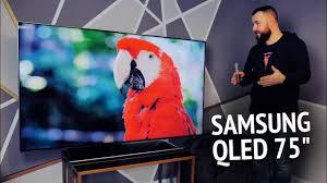 """Обзор огромного <b>QLED TV - Samsung</b> Q7F 75"""" - YouTube"""