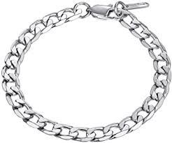 Men's Stainless Steel Bracelets - Amazon.com