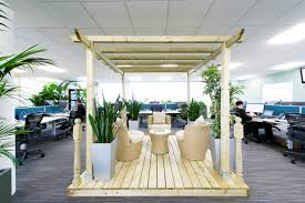 gorgeous small office break room design ideas with supporters of open plan offices say they make blue office room design