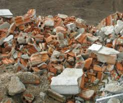 Resultado de imagen para recoleccion de escombros