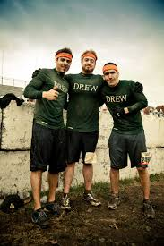 true grit drew today drew university having survived the trio sports tough mudder headbands