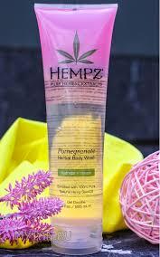 Body Wash Pomegranate от <b>Hempz</b> - <b>гель для душа</b>