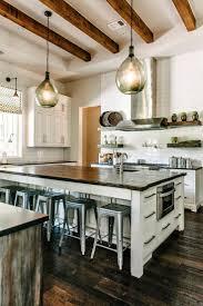 Rustic Farmhouse Kitchens 17 Best Ideas About Industrial Farmhouse Kitchen On Pinterest