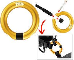 <b>Petzl</b> - Круглое <b>соединительное</b> звено <b>Ring</b> Open - купить на ...