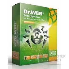 BHW-B-24M-2A3 <b>Dr</b>.<b>Web Security</b> Space на 2 года, на 2 ПК ...