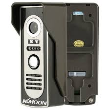 KKmoon <b>7</b>'' <b>TFT LCD</b> Wired <b>Video</b> Door Phone Visual <b>Video</b> ...