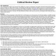 you are here   how to write a critique essay how to write a critical essay higher