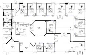 Interior House Design Floor Plans  office building floor plan    Commercial Office Building Floor Plans