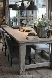 Industrial Style Kitchen Table 17 Best Ideas About Industrial Dining Tables On Pinterest