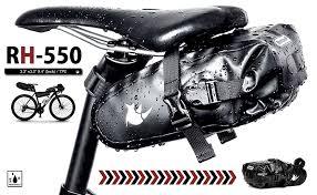 Waterproof Bicycle Saddle Bag Bike Bag Under seat ... - Amazon.com