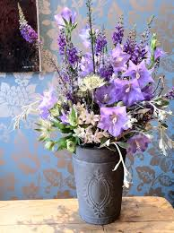 <b>Purple Wedding Flowers with</b> Campbell's Flowers