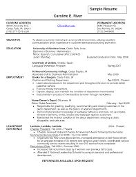 resume templates for teens resume badak teen resume objective examples