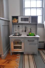 stand kitchen dsc: decorations small kitchen sinks ikea awesome design ideas of ikea hack play kitchen with gray color cabinets and white marble countertops also standing