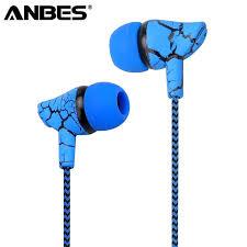 Sport Earphone <b>Wired Headphones Super Bass</b> 3.5mm Crack ...