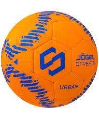 <b>Мяч</b> футбольный <b>Jogel JS</b>-<b>1110 Urban</b> №5, оранжевый