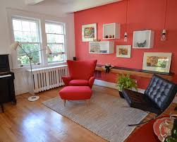 wall paint color for red couch photo 4 black furniture what color walls