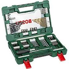 <b>Bosch 2607017195 V</b>-<b>Line</b> Titanium and Screwdriver Drill Bits with ...