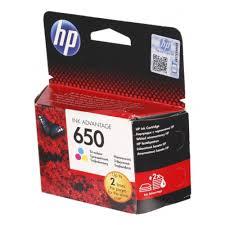 <b>Картридж HP</b> CZ102AE № <b>650</b>, цветной для Deskjet Ink ...