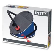 <b>Intex</b> 68610 <b>Насос ножной 5л</b>, 30см купить в магазине <b>Intex</b>.ru ...