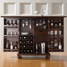 interior dining room wine rack ideas rear storage view of elegant compact home bar cabinet set