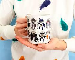 Pug Mug Dog Mug funny mugs for <b>men Pug life dog</b> lover