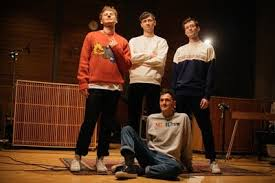 <b>Glass Animals</b> return to The Current studio to share a powerful story ...