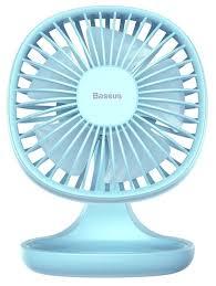 Настольный <b>вентилятор Baseus Pudding-Shaped Fan</b> — купить ...