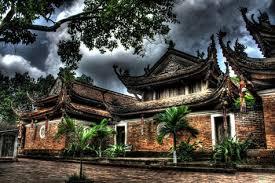 Kết quả hình ảnh cho hình ảnh cây ngọc lan và mái chùa