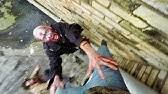 <b>Zombie Eats</b> Greg Nicotero's Throat - Day of the Dead (1985 ...
