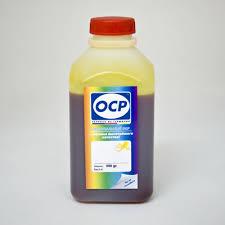 Чернила OCP Y 158 для <b>Canon CLI-42Y Yellow</b> 500 гр.