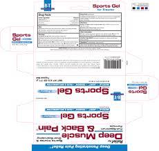 NDC 53499-5492 <b>Sports</b> For <b>Trauma</b> Bellis Perennis, Hypericum ...