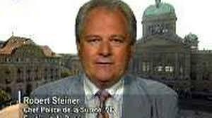 Campagne contre la pédophilie: interview de Robert Steiner, Chef Police de la Sûreté, VS, ... - 586721