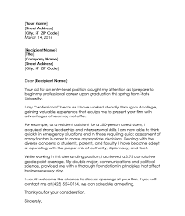 examples of resume cover letter for college students resume cover letter for college students