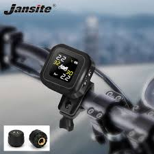 Jansite <b>Smart Car TPMS Tyre</b> Pressure Monitoring System Solar ...